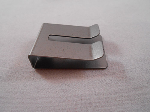 High Strength Steel Heat Sink Clip For The Electronics