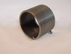 Industrial Torsion-Double Torsion Spring Manufacturing