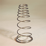 Steel Compression Springs for Aerospace Industry