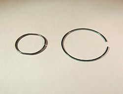 Precision Manufacturing of Wire Rings