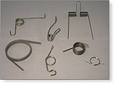 Torsion / Double Torsion Springs